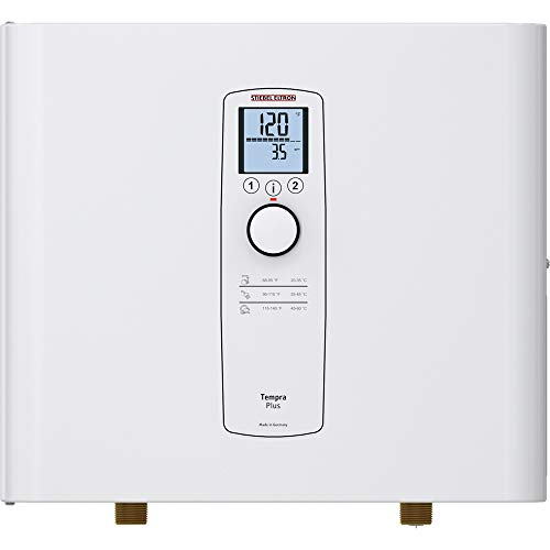 Stiebel Eltron Tankless Water Heater – Tempra 24 Plus – Electric, On...