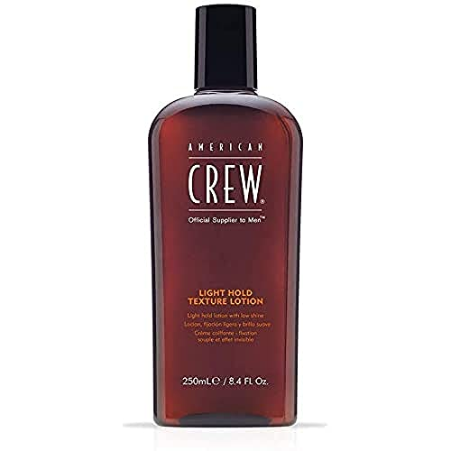 AMERICAN CREW Light Hold Texture Lotion, clean, 8.4 Fl Oz