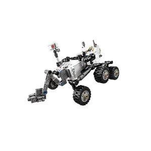 LEGO (レゴ) NASA Mars Science Laboratory Curiosity Rover CUUSOO 21104 ブロック おもちゃ (並行輸入)