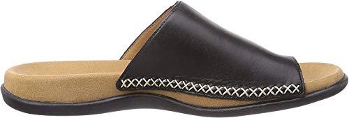 Gabor Shoes Damen Gabor Jollys-03.700 Pantoletten, Schwarz, 36 EU
