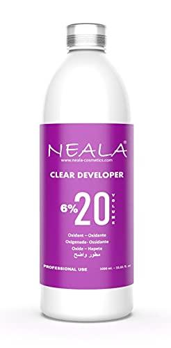 NEALA oxidante 20 vol 6% enriquecida y perfumada - Crema oxi