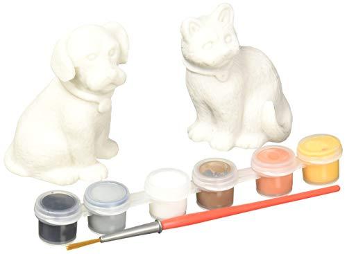 Melissa & Doug - Decora a tu Gusto, figuritas de Mascota