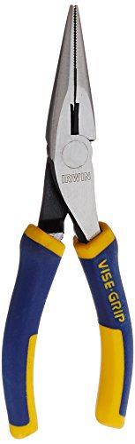 IRWIN VISE-GRIP Long Nose Pliers, 6-Inch