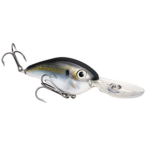 Strike King HC8XD-699 Pro-Model 8XD Crankbait, Natural Shad