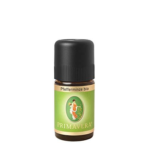 Primavera - Ätherisches Öl - Pfefferminze Bio - 5 ml