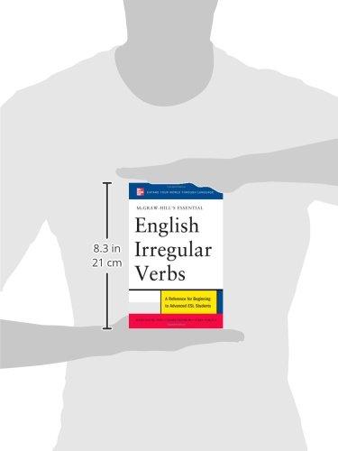 McGraw-Hills-Essential-English-Irregular-Verbs