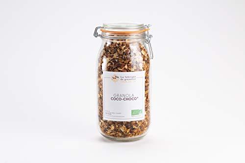 Bocal Granola BIO Coco Choco - Artisanal