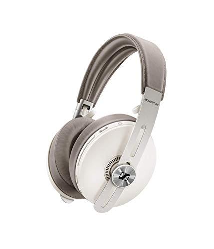 Sennheiser MOMENTUM 3 WIRELESS - Auriculares inalámbricos circumaurales, Color Blanco (Sandy White)