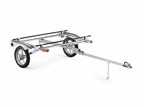 4. YAKIMA 78-Inch Rack and Roll Trailer