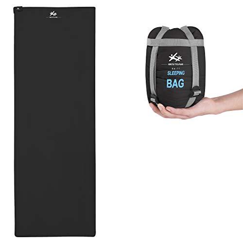 BESTEAM Ultralight, Compact Warm Weather Envelope Sleeping Bag