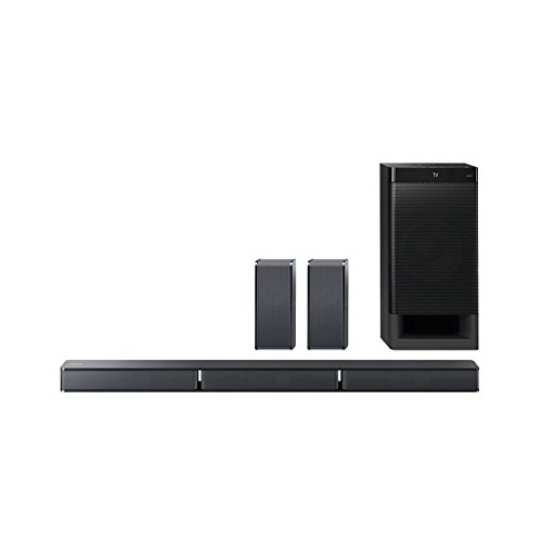 Sony HT-RT3 Barre de Son Surround 5.1, Bluetooth NFC, 600W -...
