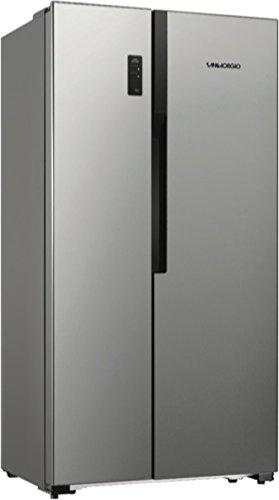 SanGiorgio sb54nfxd Libera installazione 518L a + acciaio inossidabile frigorifero...