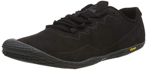 Merrell Men's Vapor Glove 3 Luna LTR Fitness Shoes, Black (Black), 10 UK 44.5 EU