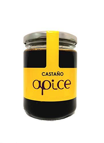 MIEL ÁPICE   Miel de castaño pura 100% natural   500 g   P