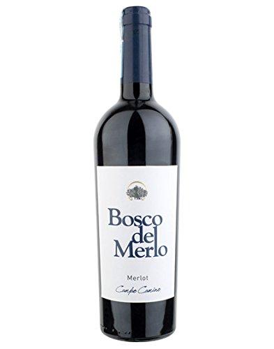 Lison Pramaggiore Riserva Merlot DOC Campo Camino Bosco del Merlo 2017 0,75 L