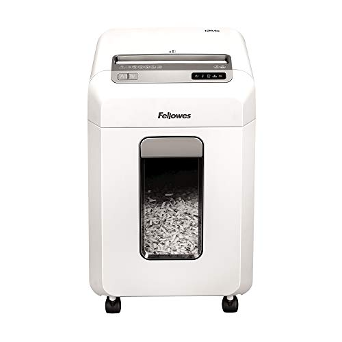 Fellowes Powershred 12MS, 12 Blatt Mini-Cut (P-4)...