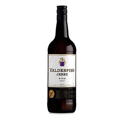Vino Jerez Seco Valdespino de 75 cl - D.O. Jerez - Bodegas Grupo Estevez (Pack de 1 botella)