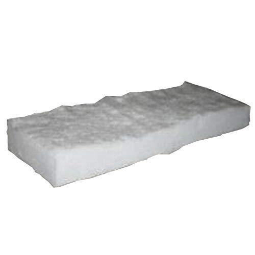 Gel + Ethanol Fire-Places 1 Ceramic Sponge 300X100X13 For Less Fuel Consumption by Gel + Ethanol Fire-Places