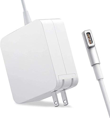 Mac Book Pro Charger, AC 60W Power Adapter Magnetic L-Tip Connector Charger for Mac Book Pro 13-inch(Before Mid 2012 Models)