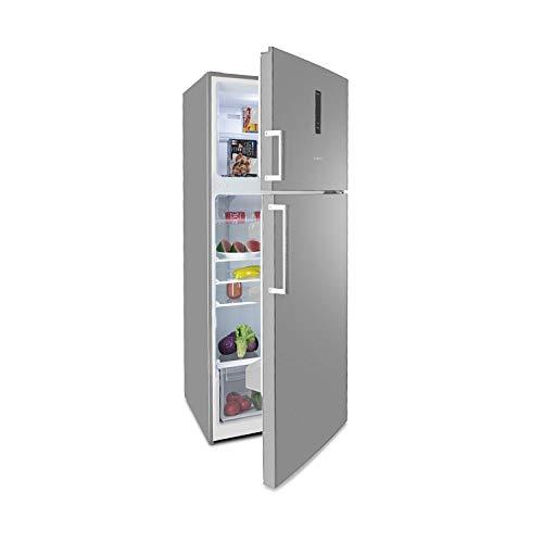 Klarstein Height Cool XXL Frigorifero e Congelatore - Combinazione Frigo/Congelatore, 425 L, Frigo...