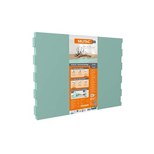 SELITAC 5 mm - Sottofondi per pavimenti laminati e parquet (5 m²)