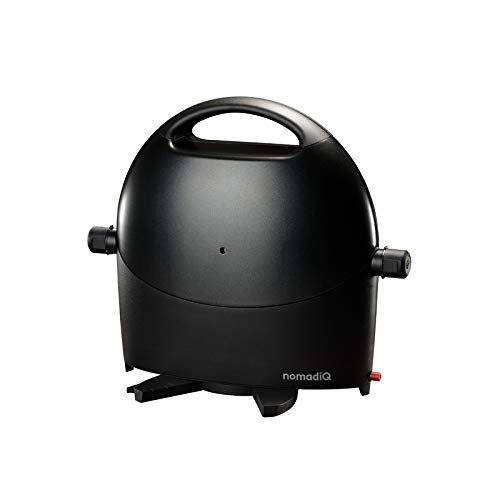 Product Image 3: NOMADIQ Portable Propane Gas Grill   Small, Mini, Lightweight Tabletop BBQ   Perfect for Camping, Tailgating, Outdoor Cooking, RV, Boats, Travel