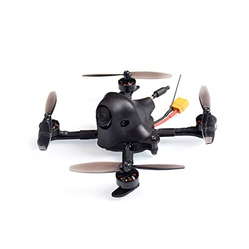 BETAFPV HX100 3S TBS Racing Whoop Carbon Fiber with F4 AIO 12A FC EOS Camera 1103 8000KV Motor Micro RC Drone