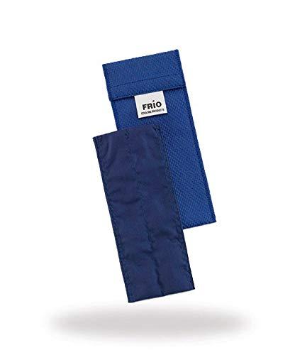 FRIO - Custodia termica per insulina, 6.5 x 18 cm, colore Blu (Blue)
