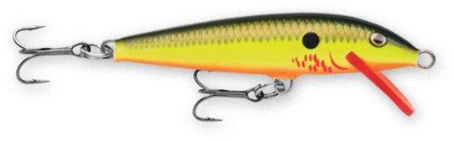 Rapala Original Floater 05 Fishing Lures ( Fishing Lures (Firetiger, Size- 2)