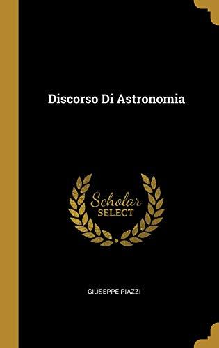 Discorso Di Astronomia