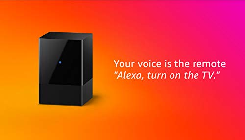 Fire TV Blaster - Add Alexa voice controls for power and volume on your TV and soundbar (requir…