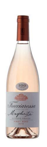 Confezione da 6 Bottiglie Vino ros MARGHERITA PINOT NERO OLTREP PAVESE BIO Frecciarossa -cz