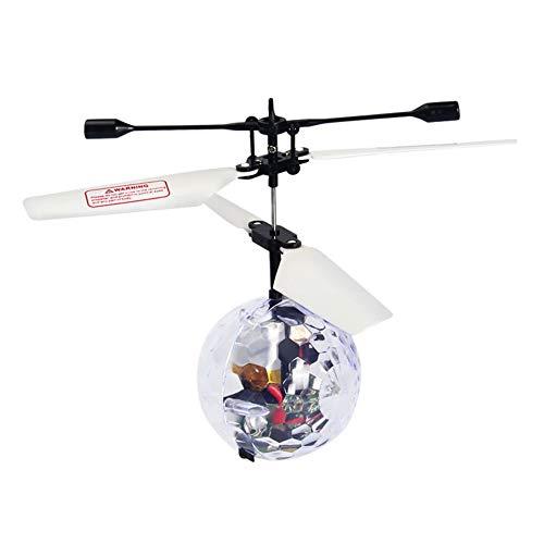 Mini Elicottero-velivolo, RC Giocattoli Volanti Modelli A Induzione Aeromobili per Aeromobili Palla...
