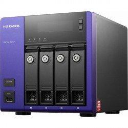 アイ・オー・データ機器 Windows Storage Server 2012 R2 Standard Edition搭載 4ドライブモデル NAS 4TB H...