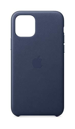 iPhone 11 Pro レザーケース - ミッドナイトブルー