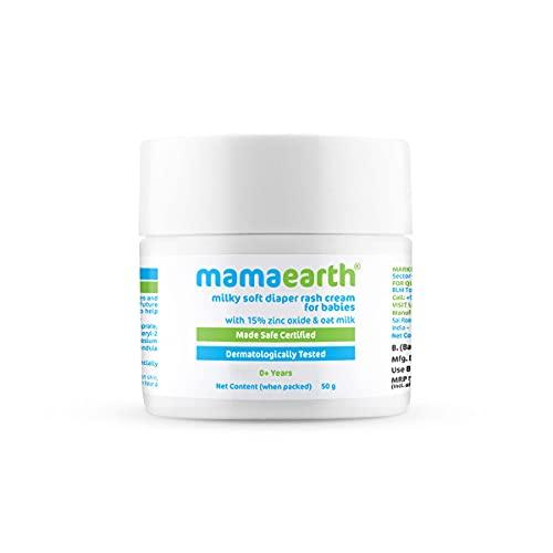 Milky Soft Diaper Rash Cream for Babies – 50g