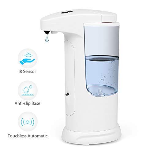 LARMHOI Touchless Soap Dispenser, 370ml...