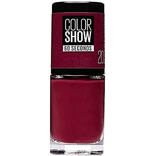 Maybelline New York Color Show, Esmalte de Uñas Secado Ráp