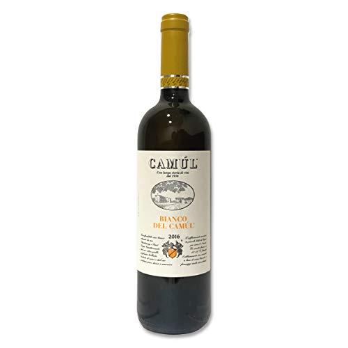 Bianco del Camul 2016 Camul 13% bottiglia 750ml Chardonnay Pinot Grigio
