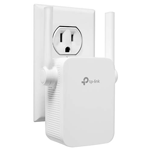 TP-Link N300 WiFi Extender | Covers Up to 800 Sq.ft | Up to 300Mbps | WiFi Range Extender, Repeater, Wifi Internet Signal Booster, Access Point | Easy Set-Up | (TL-WA855RE)