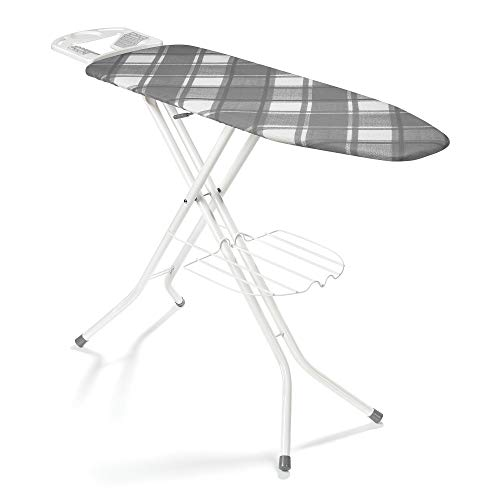 Polder IB-1558BBB Deluxe Ironing Board, 48' x 15', Includes Cover and Pad