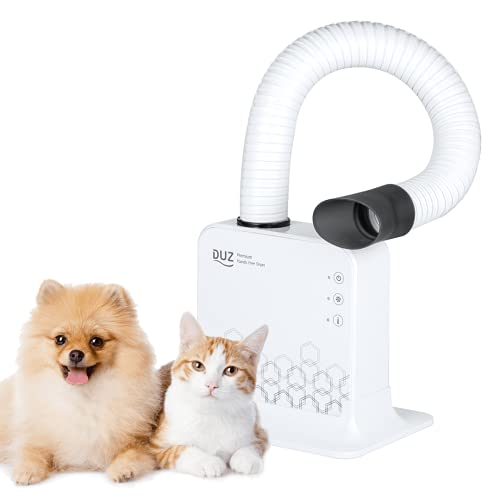 DUZ dog dryer / forced air dryer for dogs / pet...