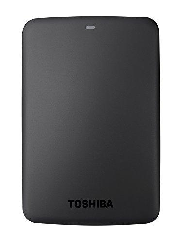 TOSHIBA HDTB330EK3CB Canvio Basics, Disco rigido Esterno Portatile, USB 3.0, Nero, 3 TB