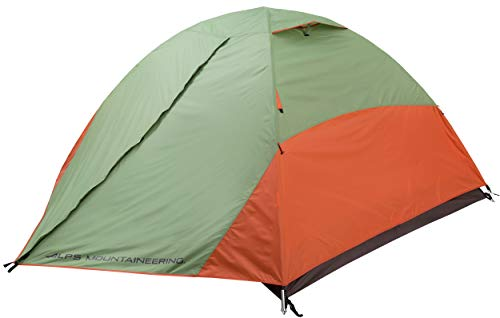 ALPS Mountaineering Taurus 4 Person Tent, Sage/Rust