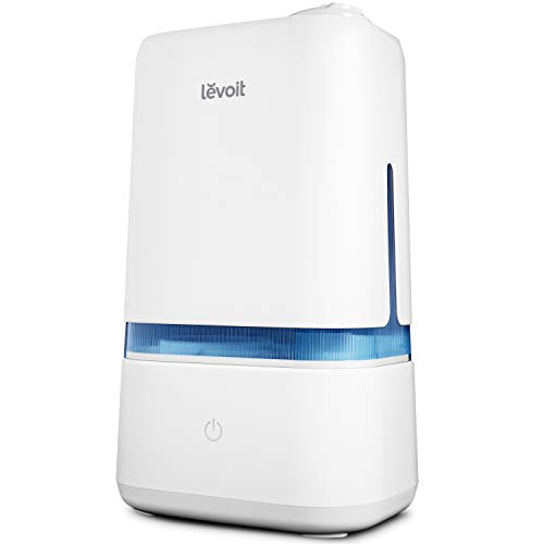 LEVOIT Humidifiers for Bedroom, 4L Ultrasonic Cool Mist...