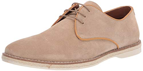 Steve Madden Men's LIDO Oxford, Sand Suede, 13 M US