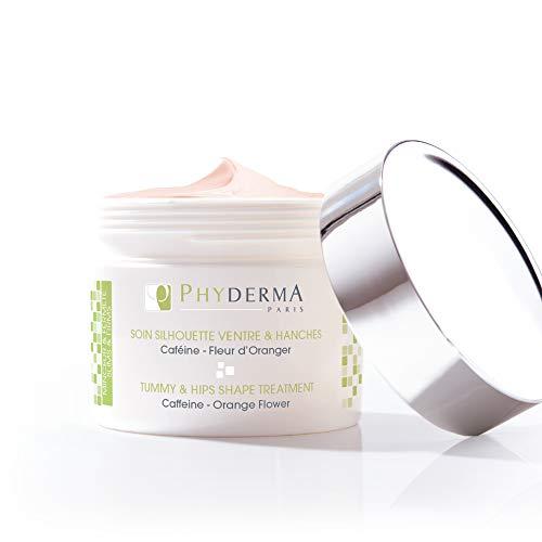 Phyderma - Trattamento rassodante per ventre e fianchi, 150 ml