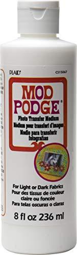 Mod Podge Photo Transfer Medium (8-Ounce), CS15067
