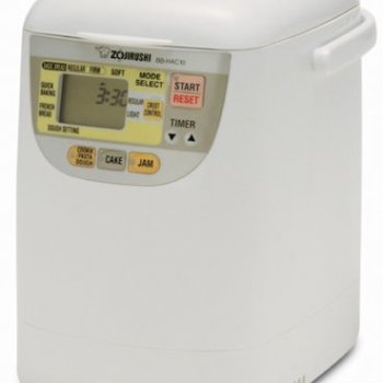 Zojirushi BB-HAC10 Home Bakery 1-Pound-Loaf Programmable...