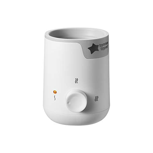 New-Tommee-Tippee-3-in-1-Advanced-Bottle-Pouch-Warmer-Breast-Milk-Safe-Formula-Safe-Accurate-Temperature-Control-BPA-Free-White